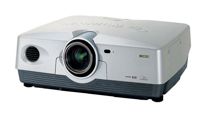 фото Проектор Yamaha dpx-1100