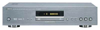 фото DVD проигрыватель Yamaha dvd-s 2500 sil
