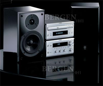 фото Стерео-микро музыкальный центр Yamaha rdx-e600mk2