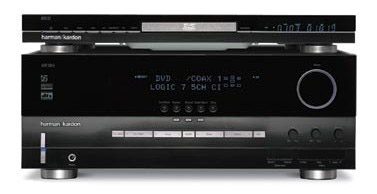 Harman kardon cine motion avr130bk + dvd22bk